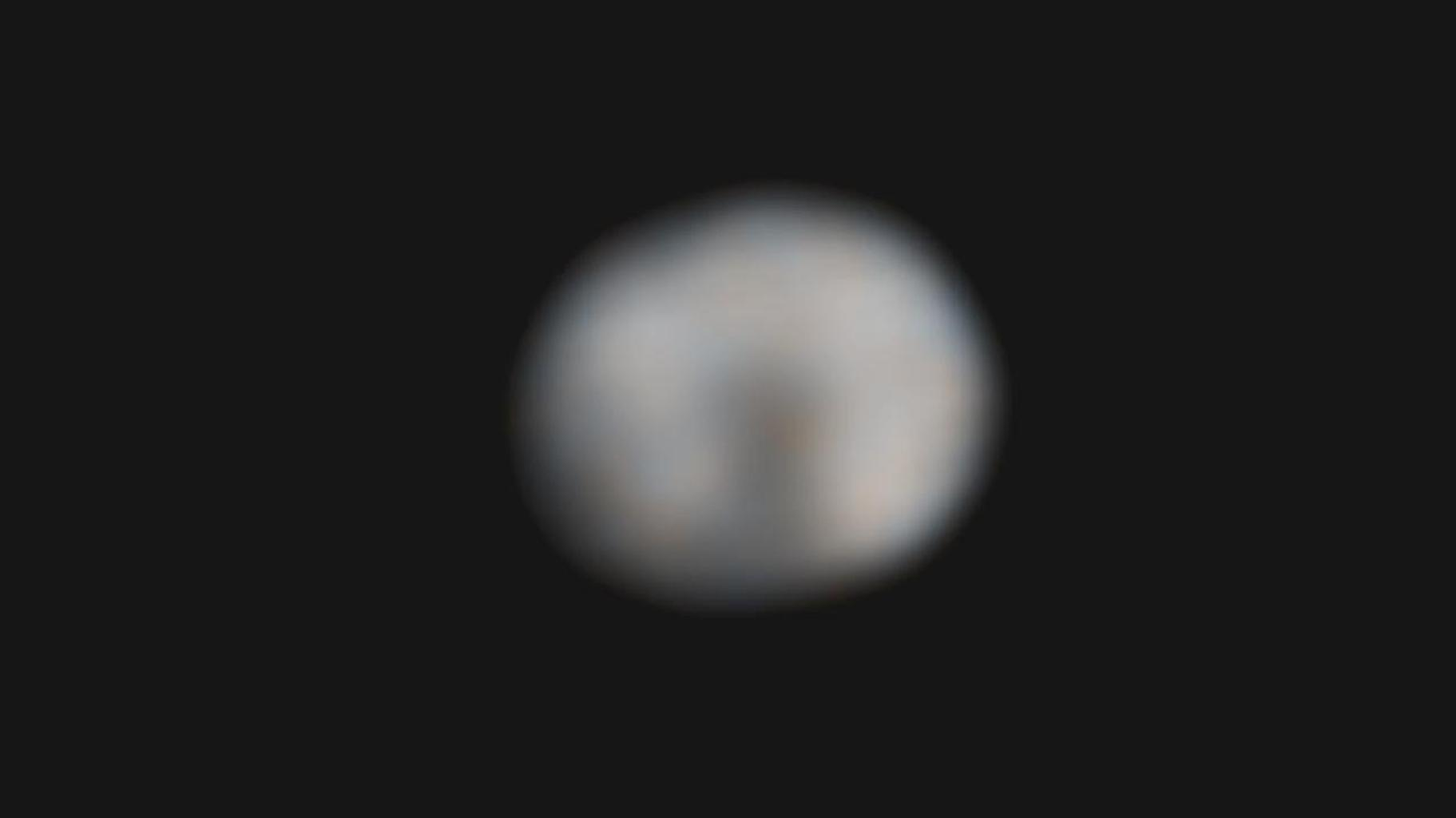 Hubble's Wide Field Camera 3 observed the potato-shaped asteroid in preparation for the visit by NASA's Dawn spacecraft in 2011. This is one frame from a movie showing the difference in brightness and color on the asteroid's surface.
