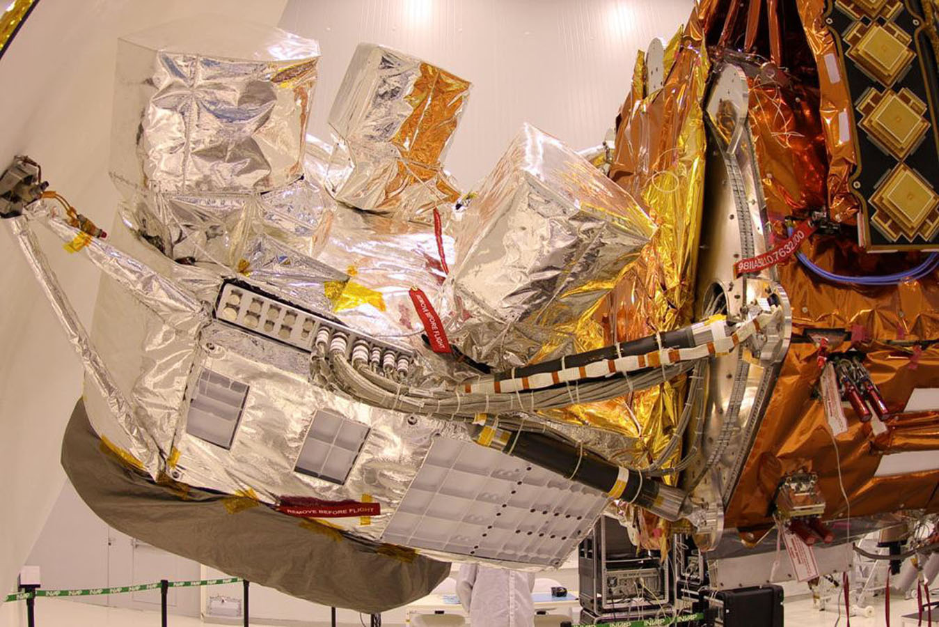 Space Images   Close-up View of Aquarius
