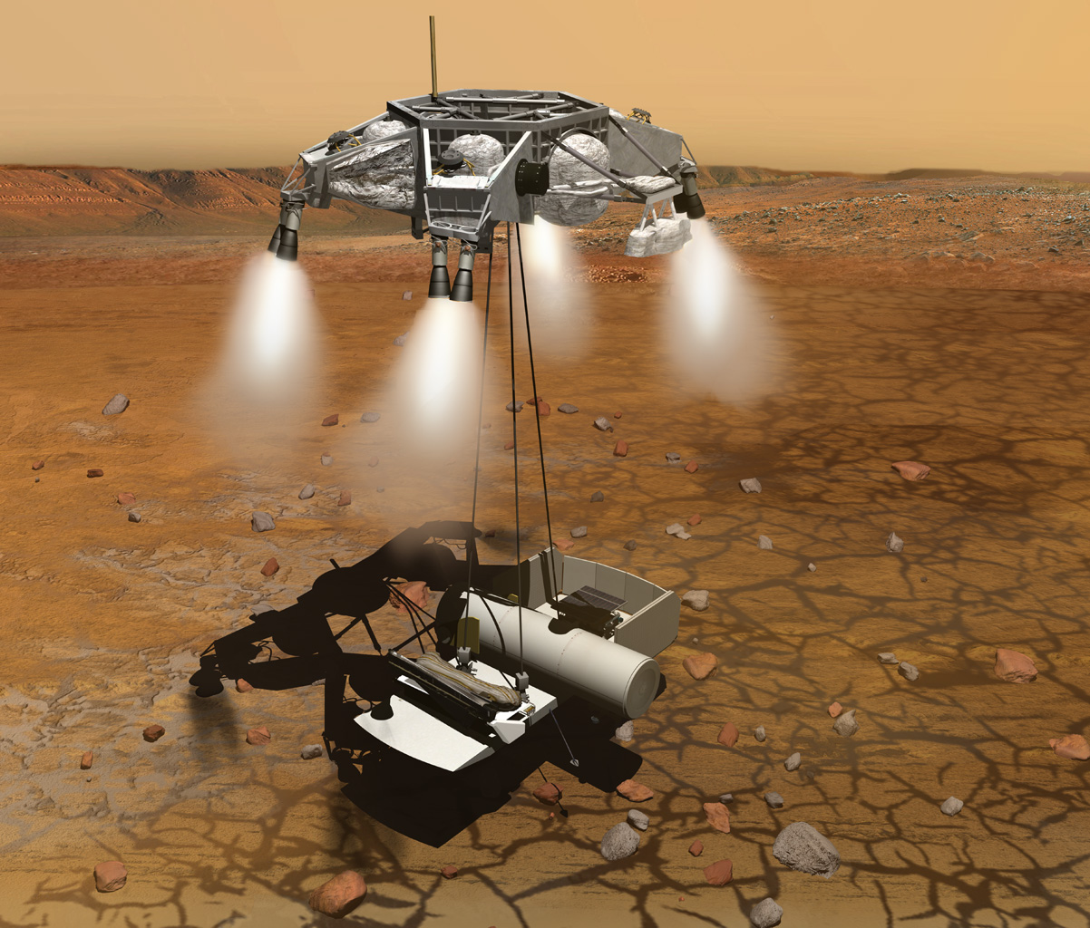 mars rover landing interview - photo #8