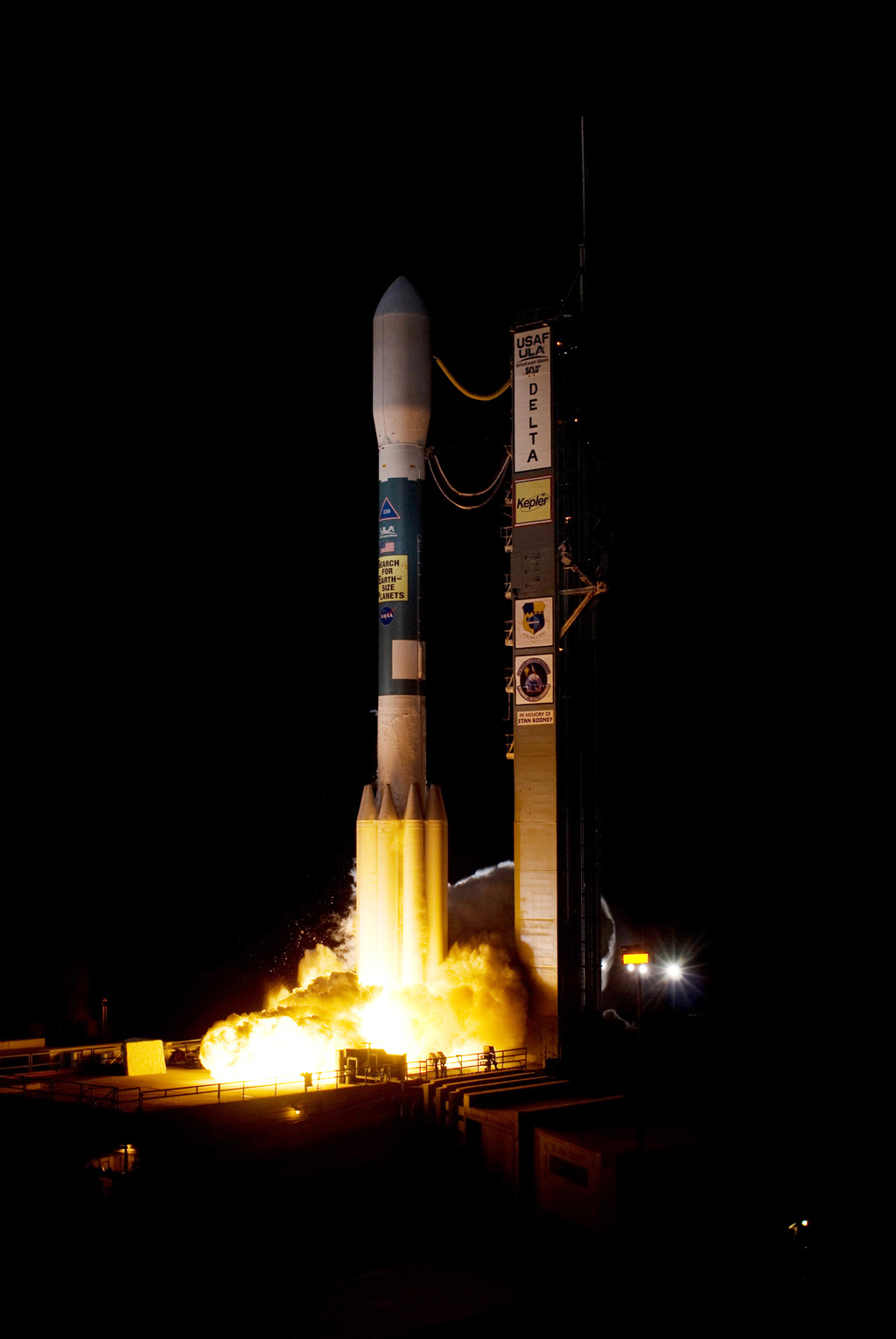 On March 6, 2009, NASA's Kepler Space Telescope rocketed into the night skies above Cape Canaveral Air Force Station in Florida to find planets around other stars, called exoplanets, in search of potentially habitable worlds.