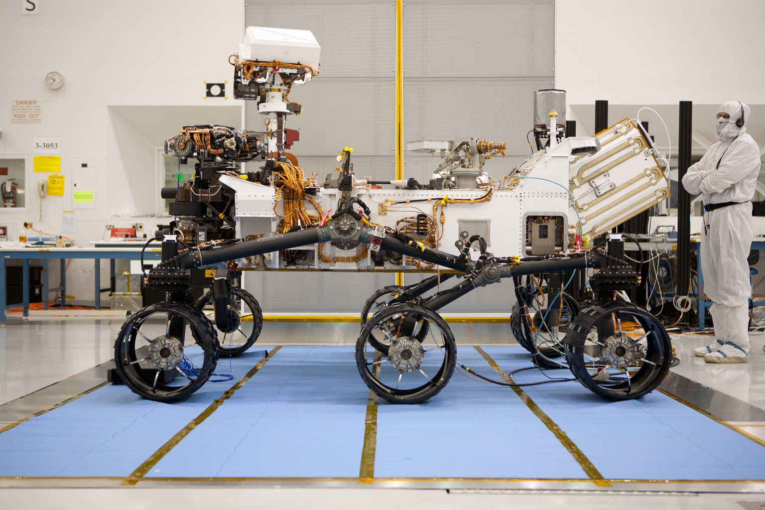 mars rover size - photo #18