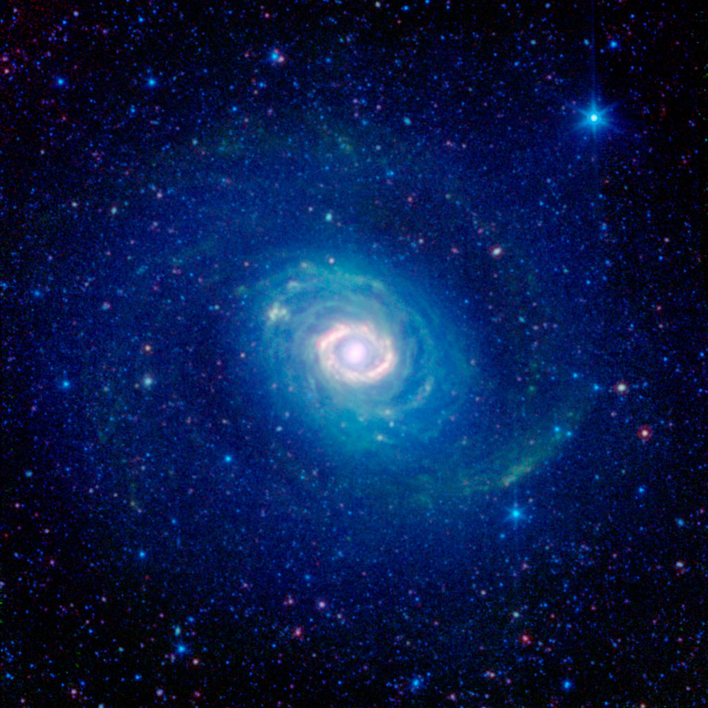 Space Images | Galactic Wheels within Wheels