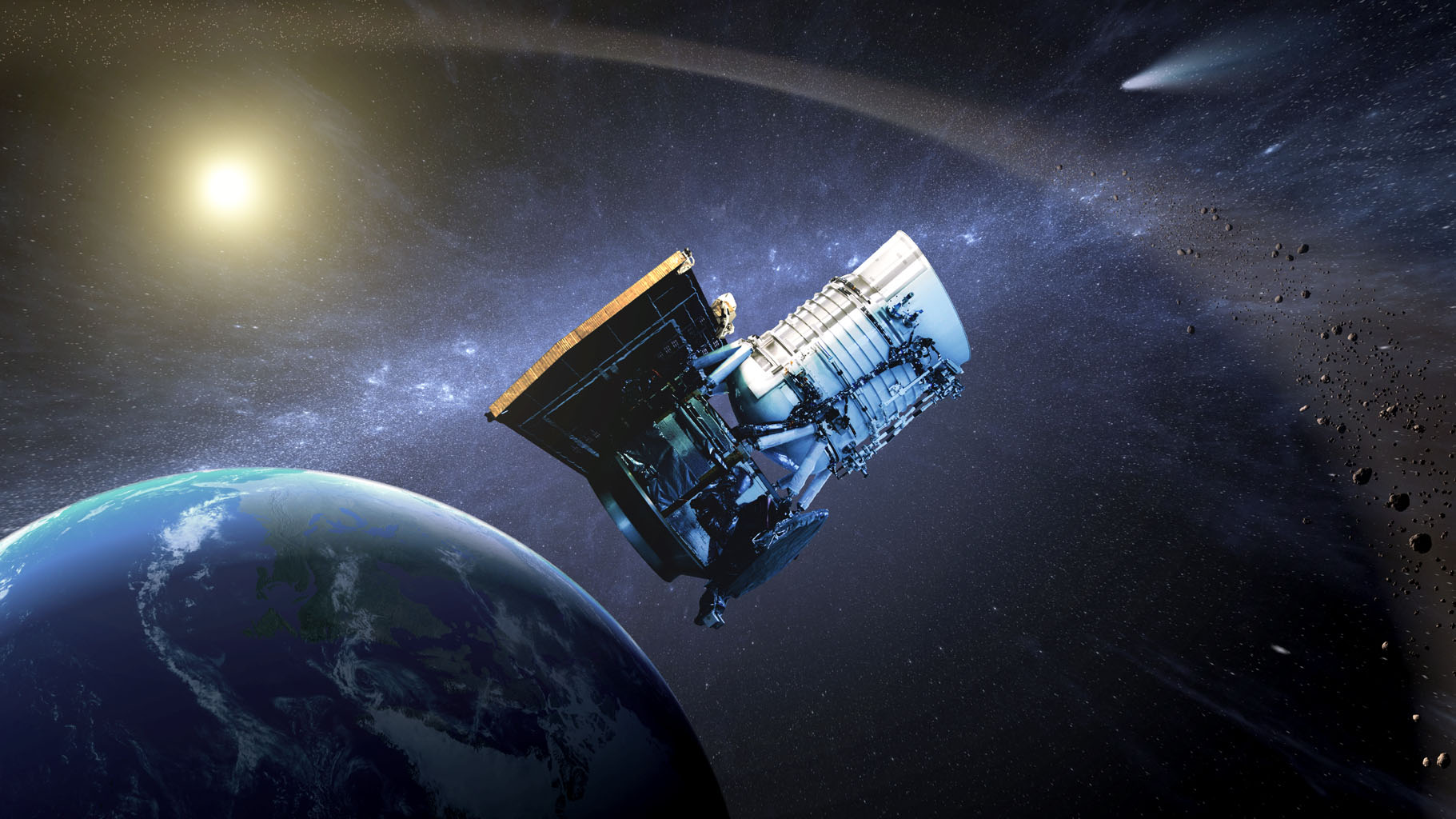 NEOWISE spacecraft