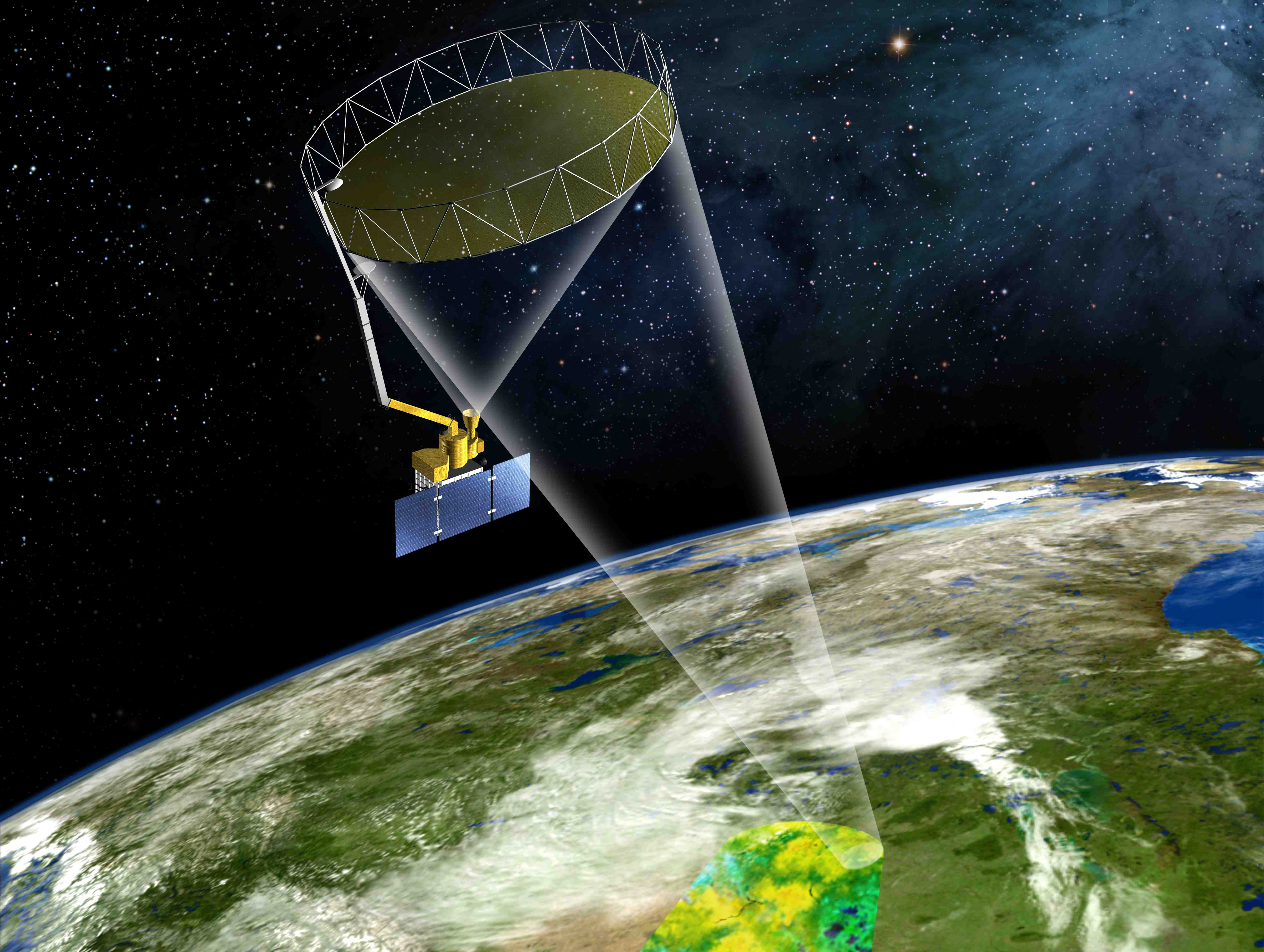 NASA's Soil Moisture Active Passive (SMAP) mission will produce high-resolution global maps of soil moisture to track water availability around our planet and guide policy decisions.