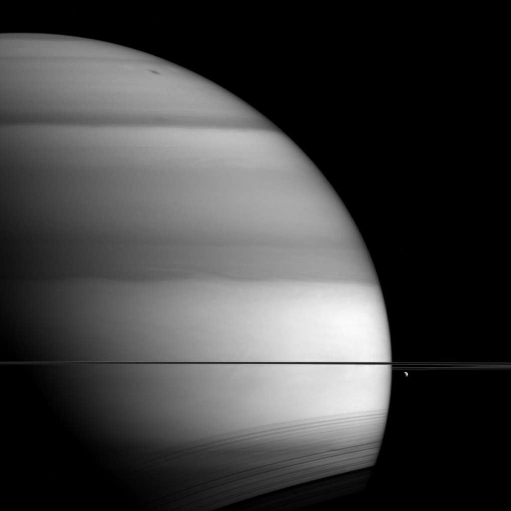 Space Images | Methane Saturn