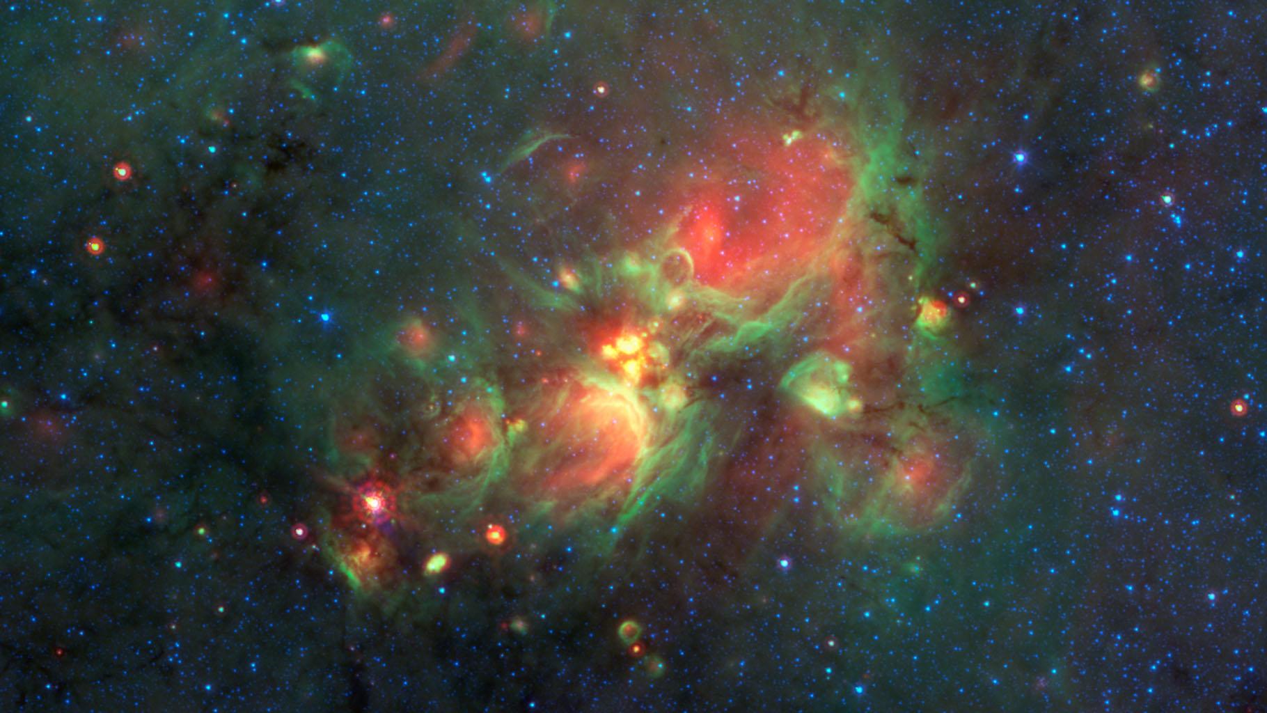 yellow star astronomy - photo #20