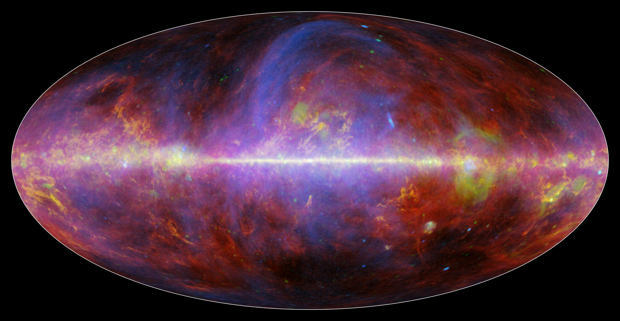 Space Images | A Milky Way 'Mixer' Amongst the Stars