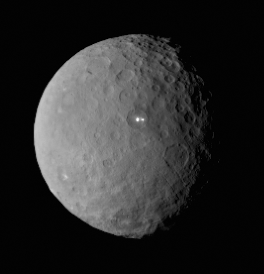 Bright spots on Ceres  Wikipedia