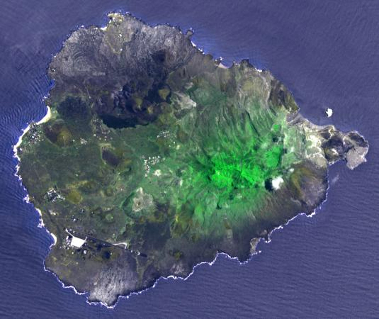 Space Images | Ascension Island