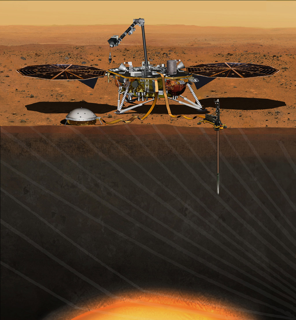 mission to mars concept art - photo #12