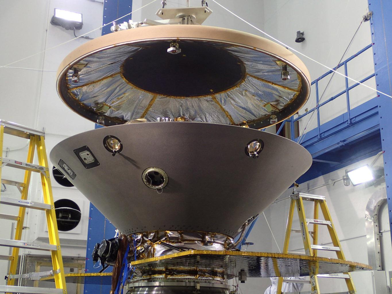 spacecraft heat shield - photo #6