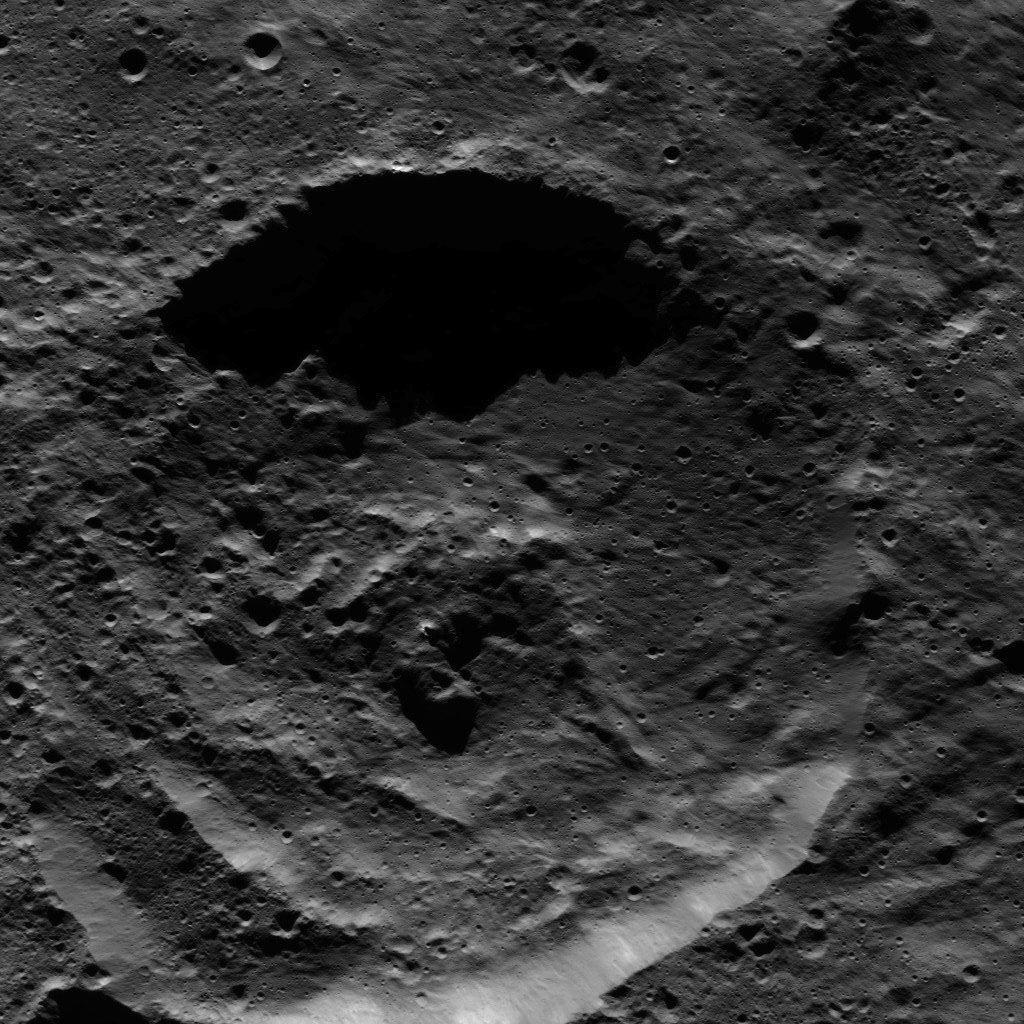 impact craters nasa - photo #26