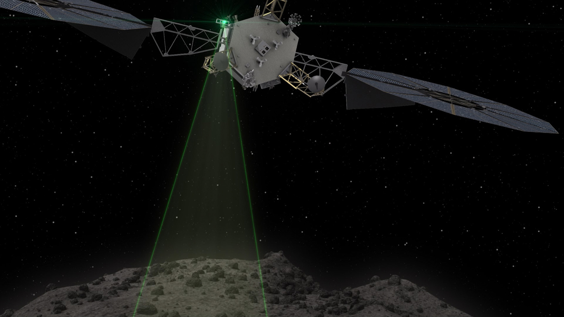 Kerbal Space Program Launches NASA Asteroid Redirect