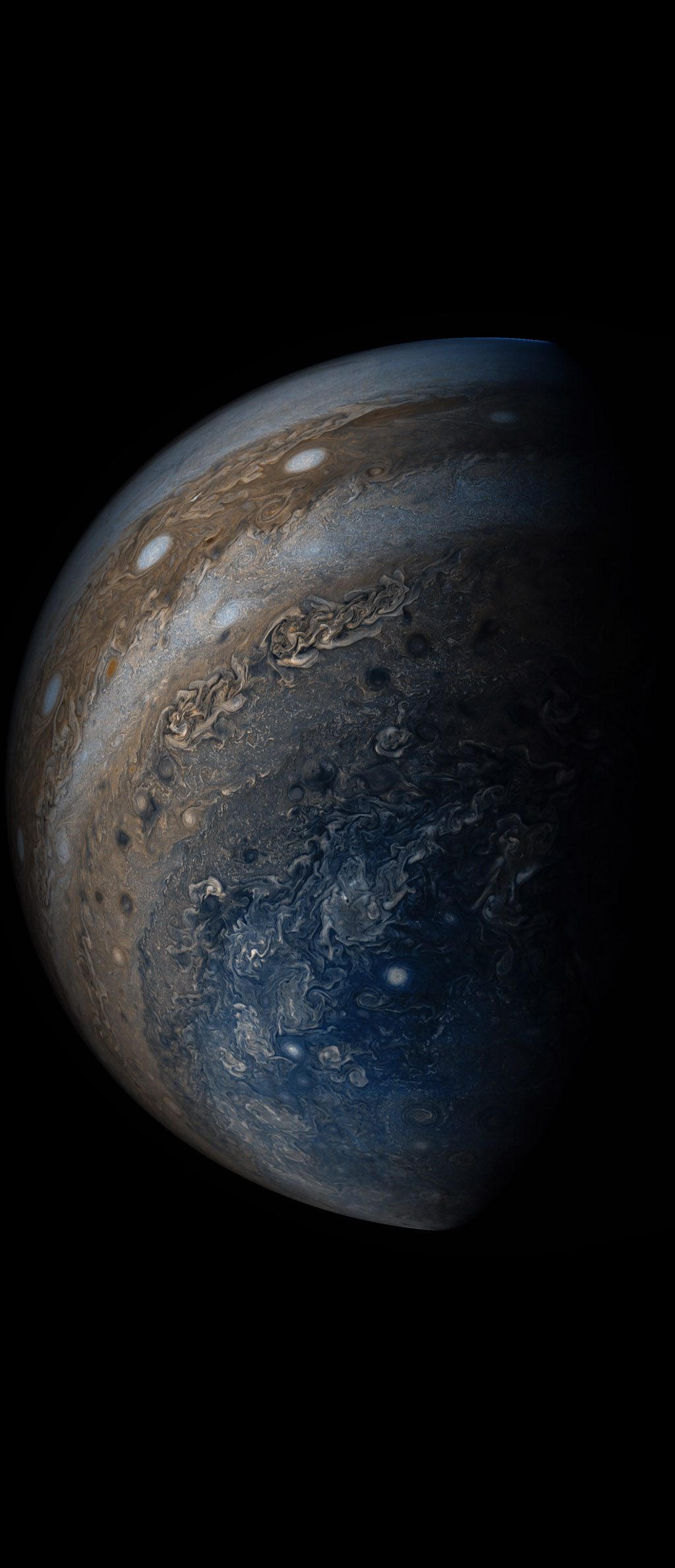 Space Images | Jupiter's Clouds of Many Colors