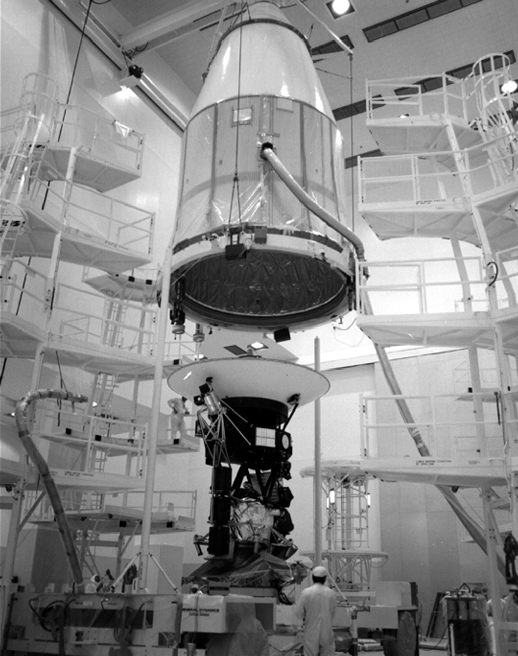 Space Images | Voyager 2 Encapsulation
