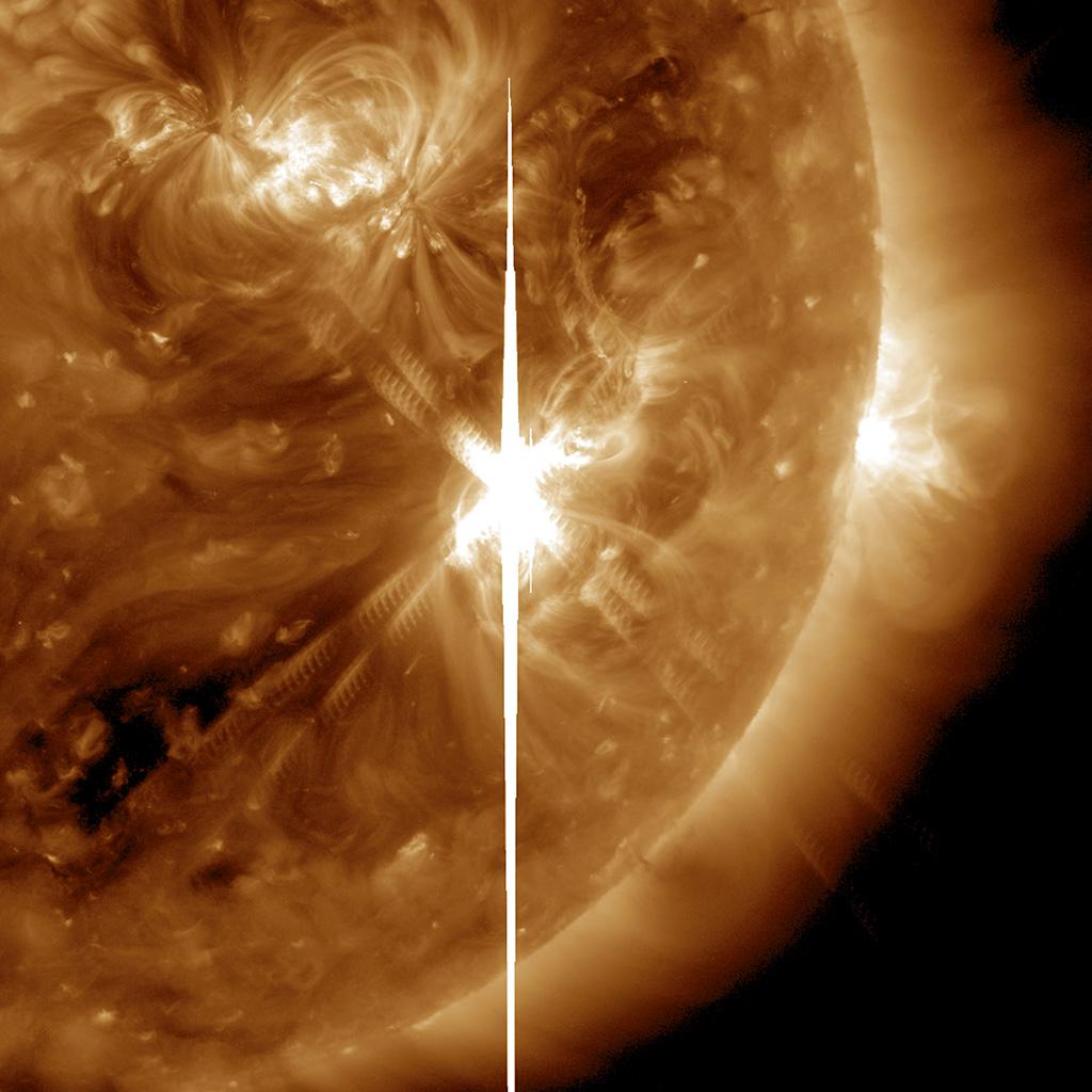 solar storm gamma radiation - photo #40