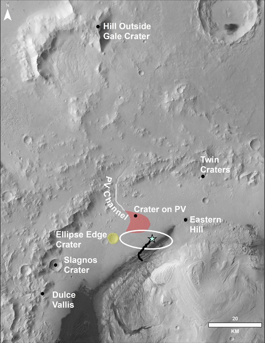 NASA's Curiosity takes stunning panorama shot of Mars