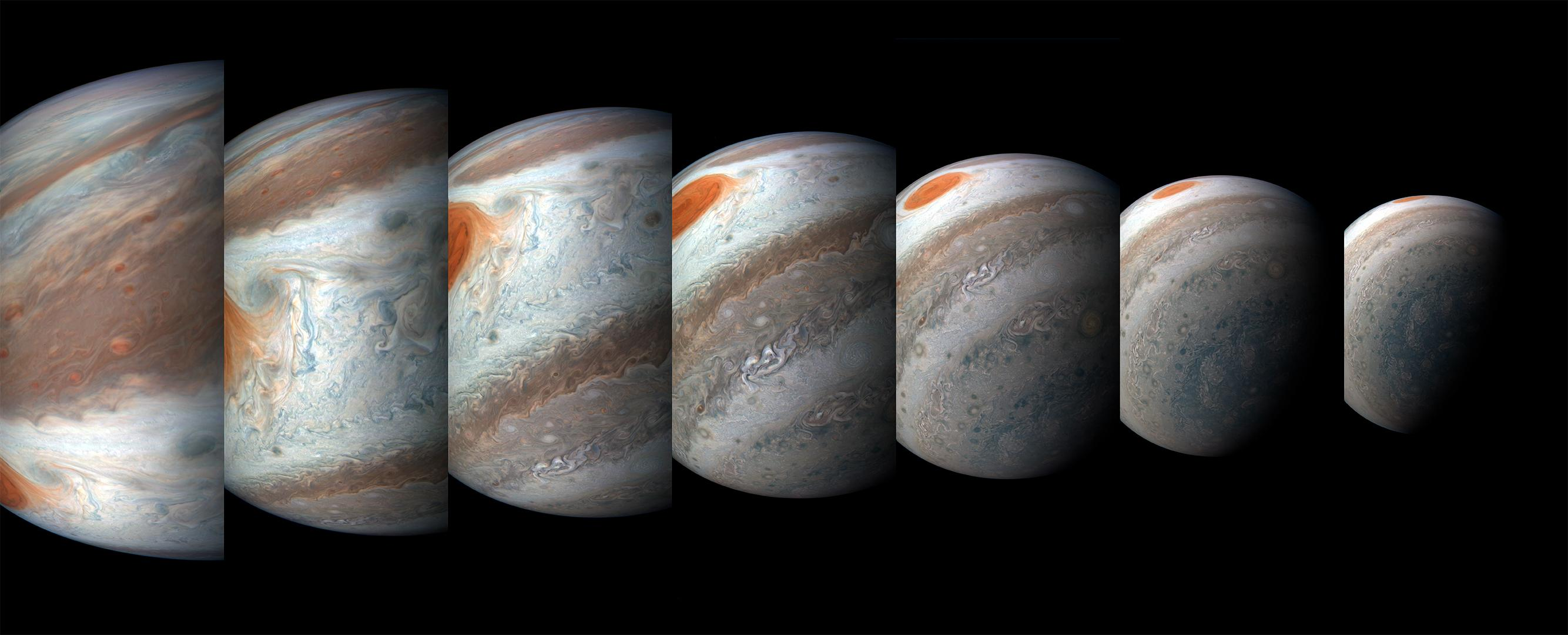 Jupiter's South Tropical Disturbance