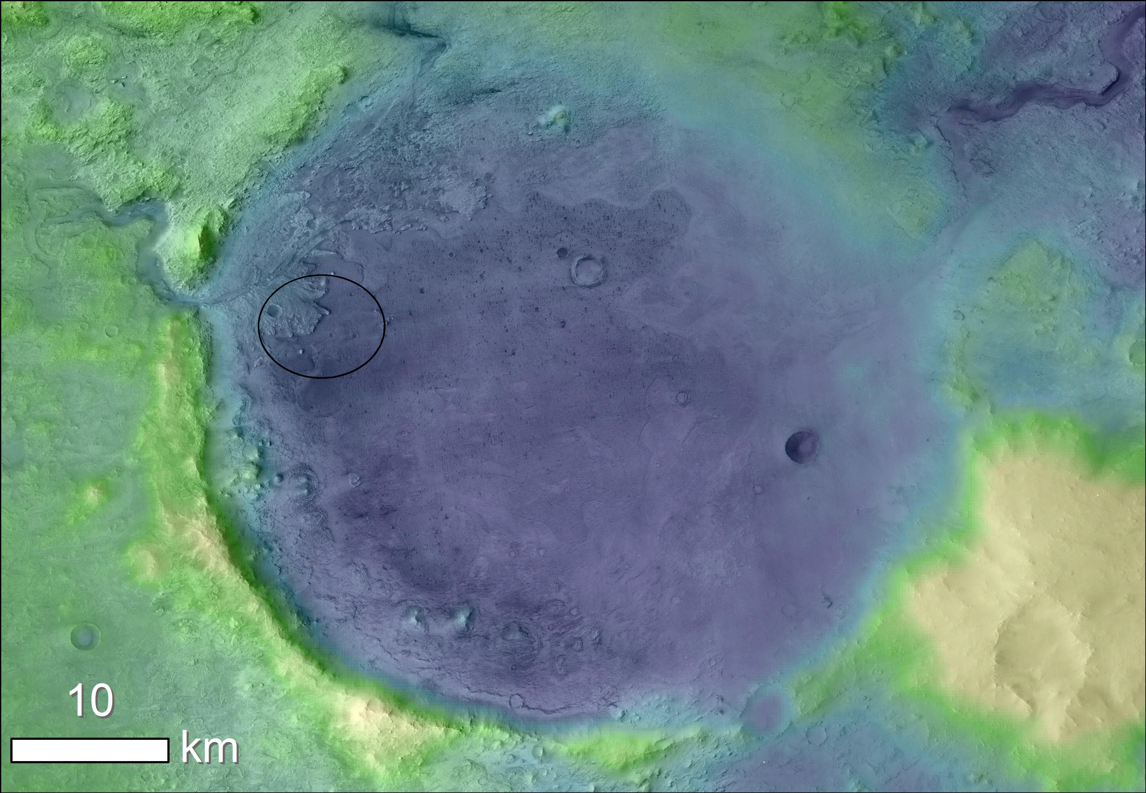 nasa-jezero-crater-landing-site