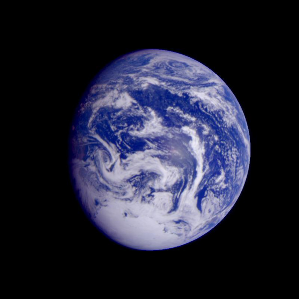 Space Images | Earth - Pacific Ocean