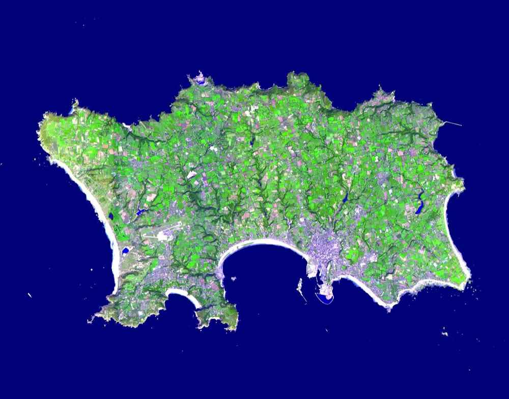 Space Images | Isle of Jersey