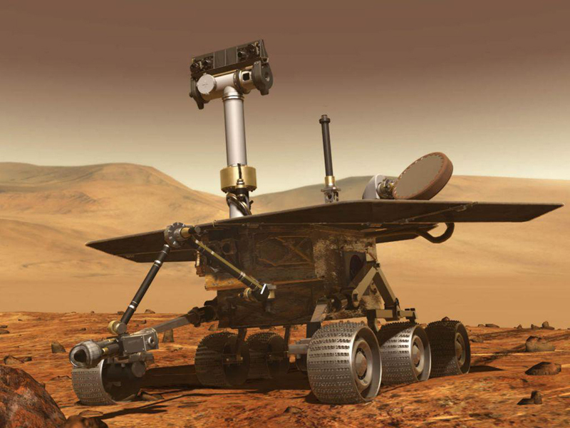 space exploration rover - photo #8