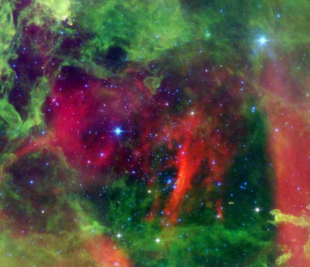 The tulip nebula. Pretty. | Space Travel | Pinterest |Pretty Nebula