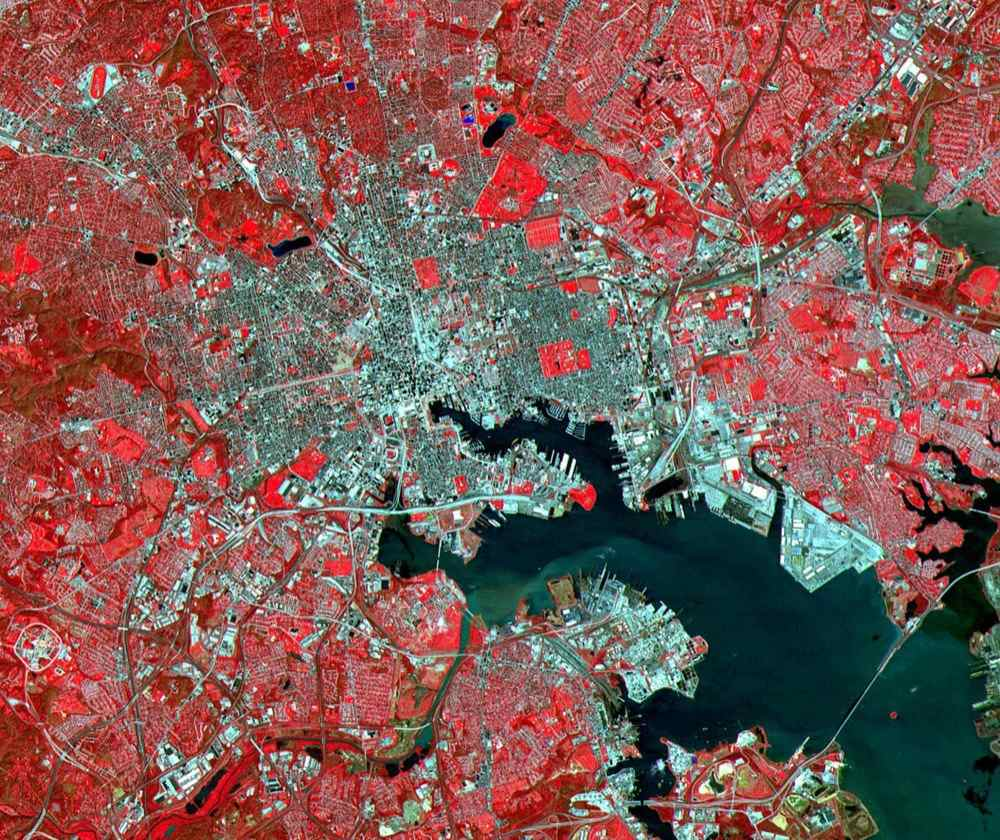 Space Images | Baltimore, MD