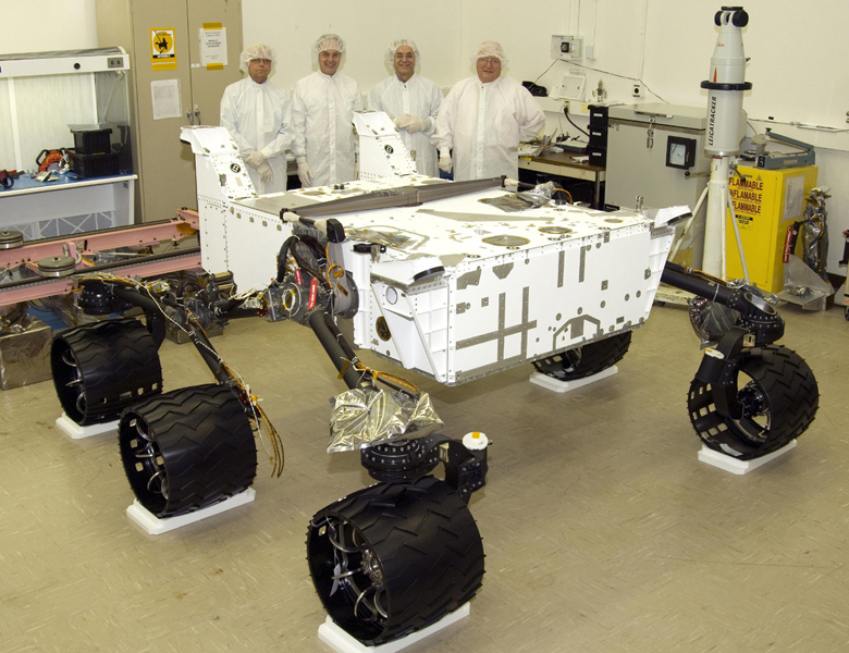 nasas mars rover mission and science ideas - photo #40