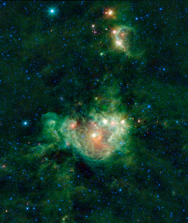 Space Images | The 'van Gogh' of the Infrared Sky