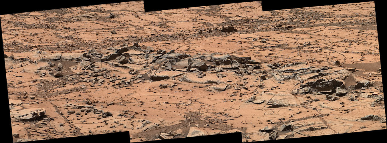 NASA Mars rover found a rock too hard to drill into  CNET