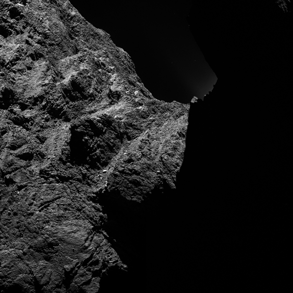 philae comet lander nasa - photo #35