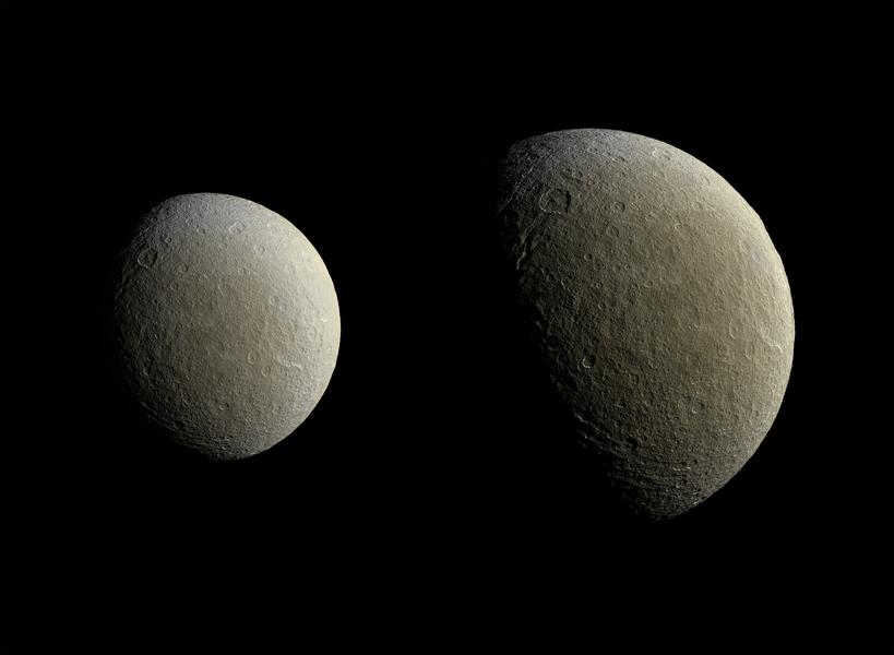 Ve zbytku roku 2015 se můžeme těšit na nové snímky měsíců Saturnu