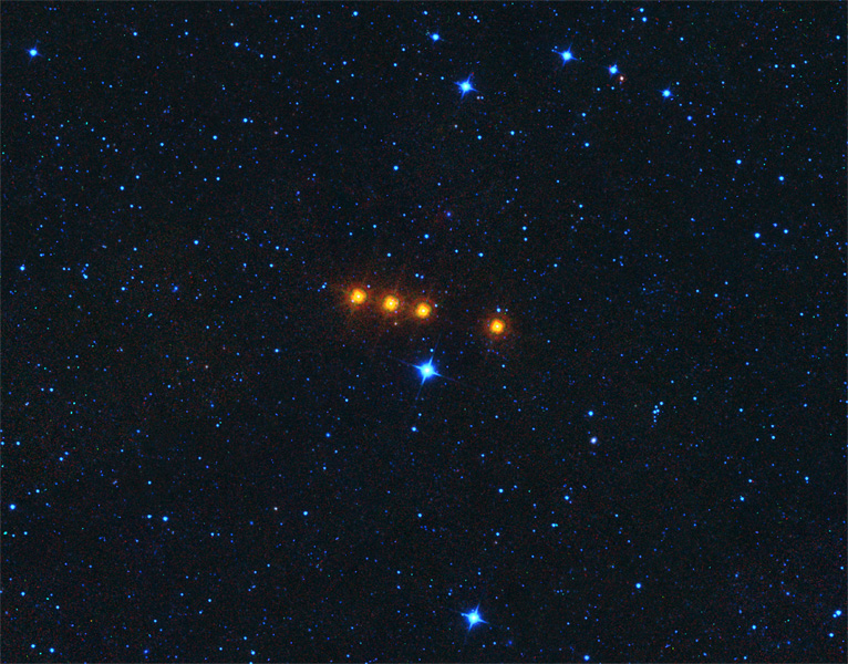 Space Images | Asteroid Euphrosyne as Seen by WISE