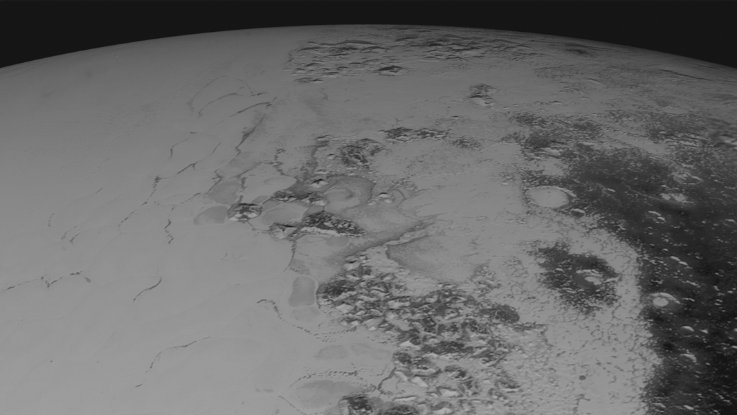 Kerberos Moon Of Plluto: NASA Jet Propulsion Laboratory