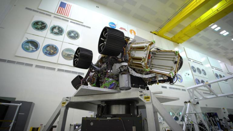 mars rover nasa name - photo #31
