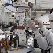 Mars Exploration Rover Mission Home  NASA Mars rover