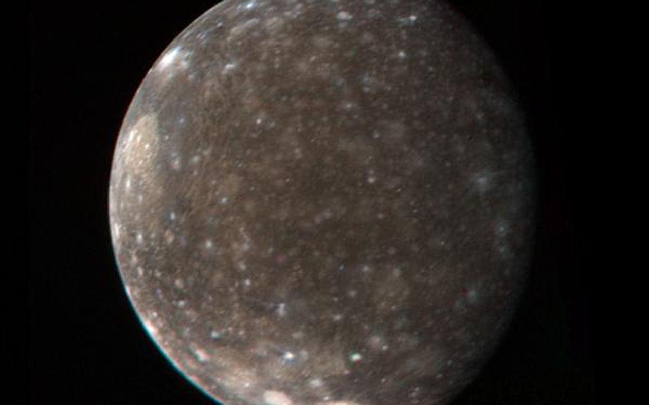 nasa callisto moon - photo #7
