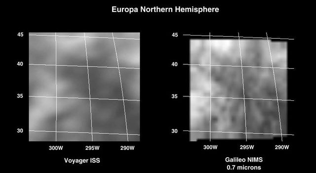 Infrared Observations of Europa