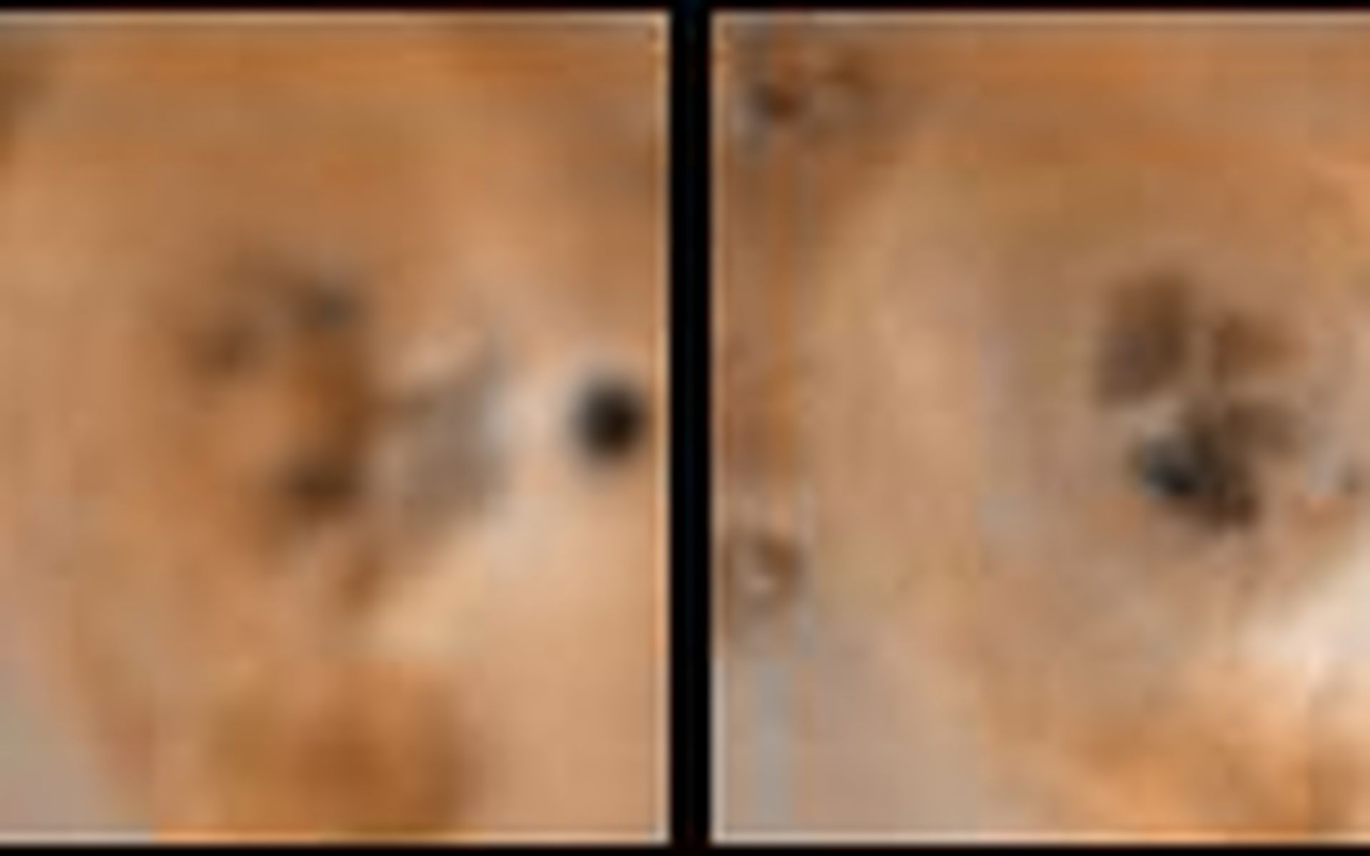 Space Images   Changes on Io between Voyager 1 and Galileo's Second