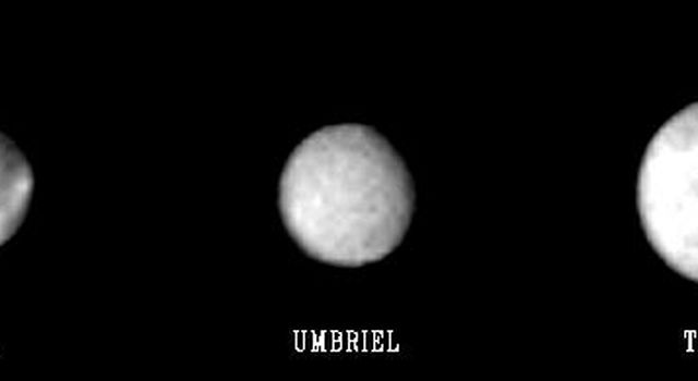 Uranus - Family Portrait
