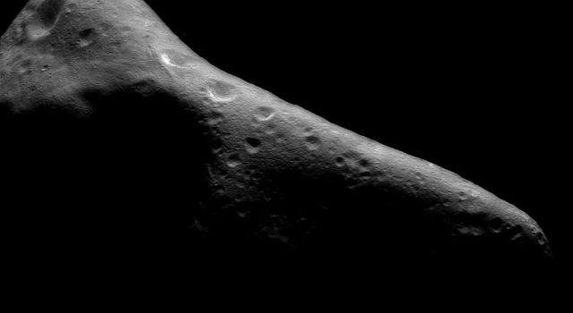 The Sculptured Surface of Eros