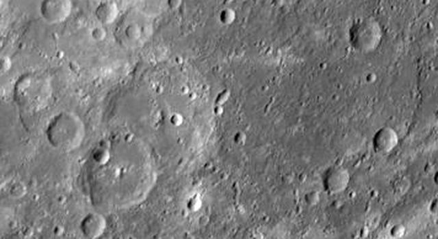 Intercrater Plains and Heavily Cratered Terrain