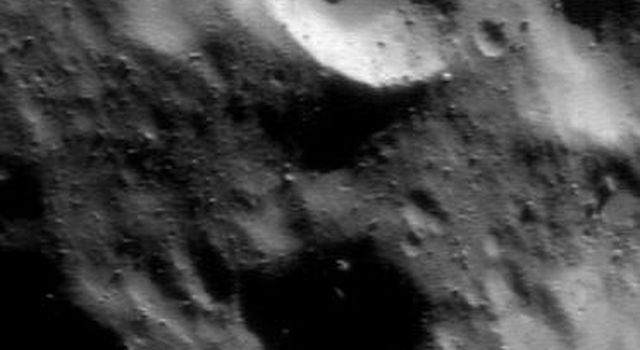 Degraded Craters
