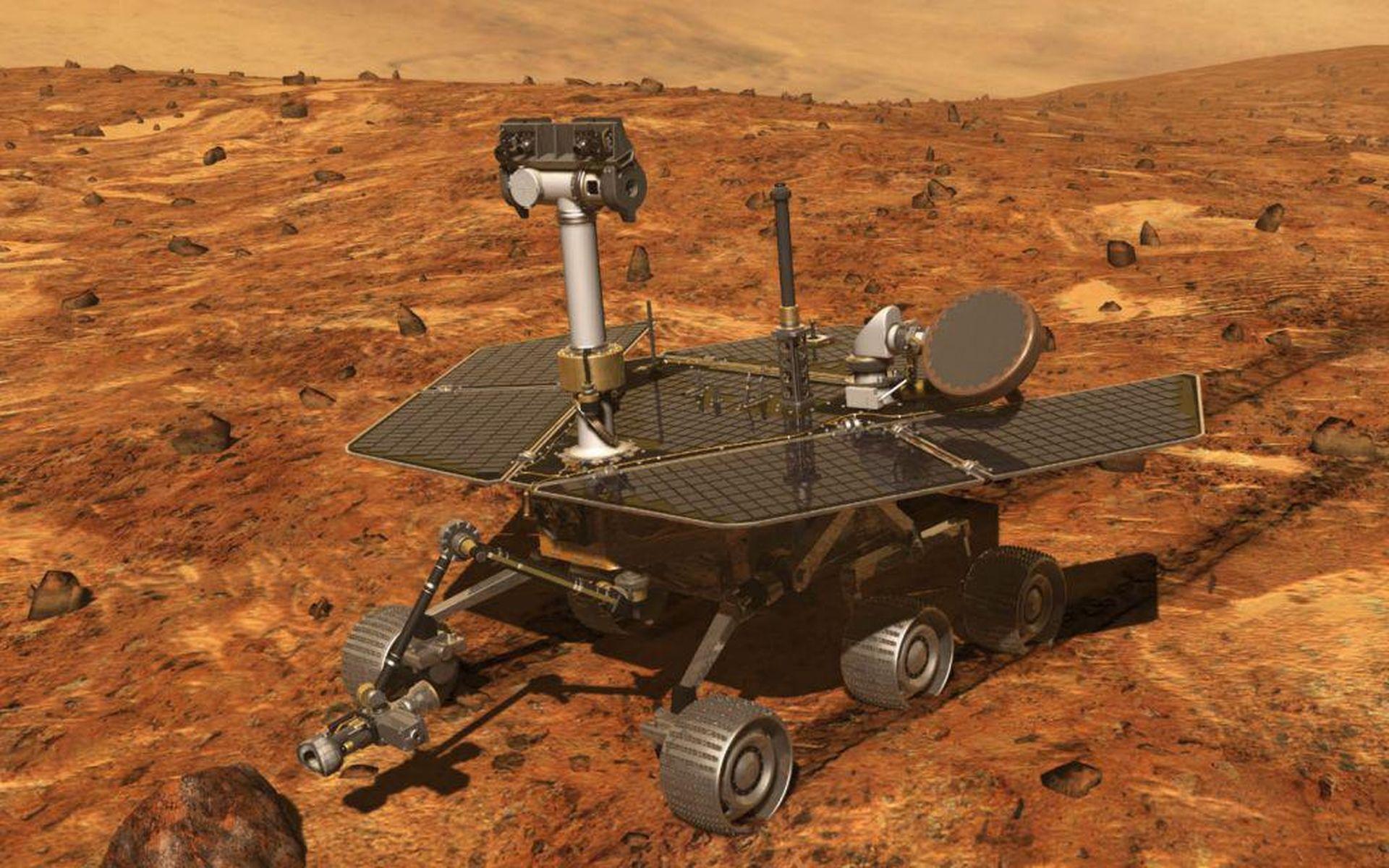 spacecraft rover firing -#main