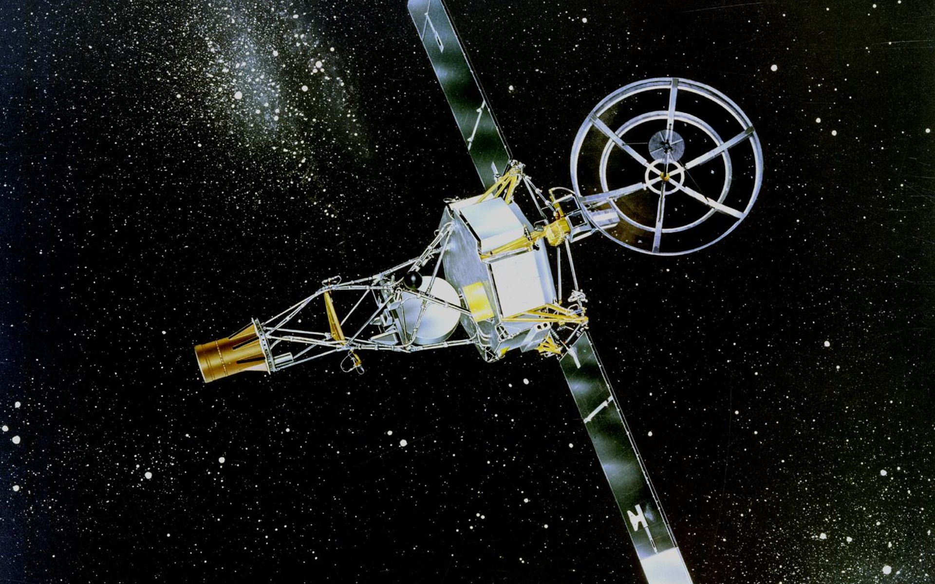 nasa first space mission - photo #32