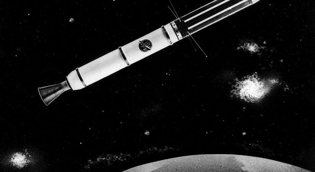 explorer 1 spacecraft - photo #18