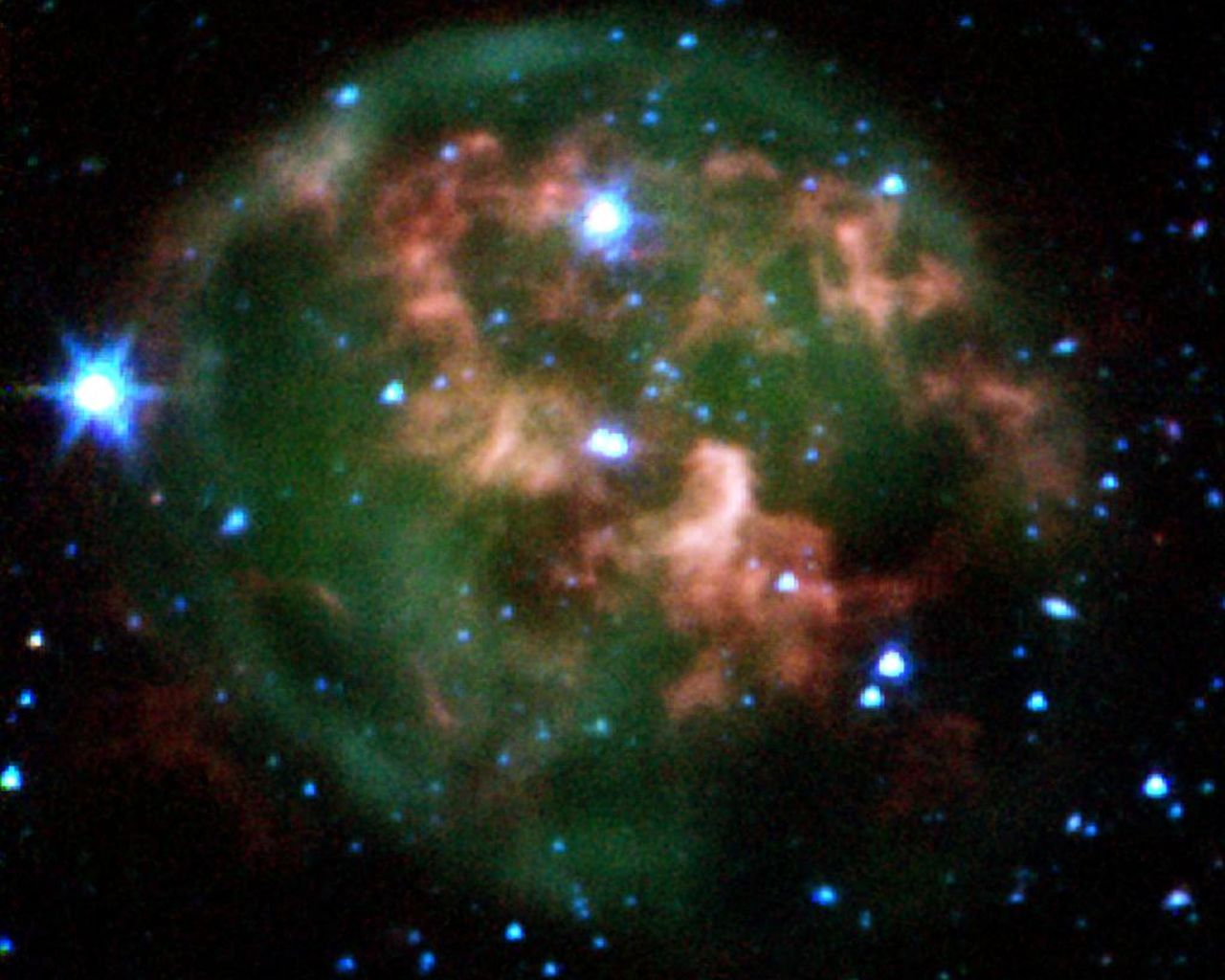 Space Images | Ring of Stellar Death