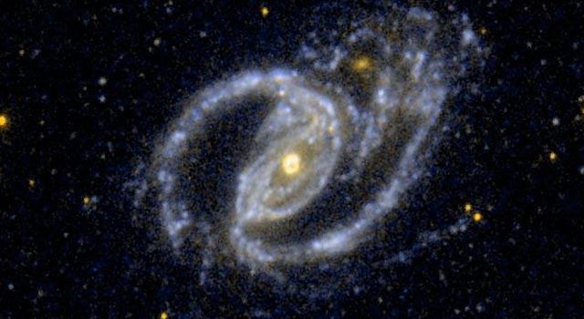 A Barred SpiralGalaxy, and the Small Elliptical Companion Galaxy NGC 1097A