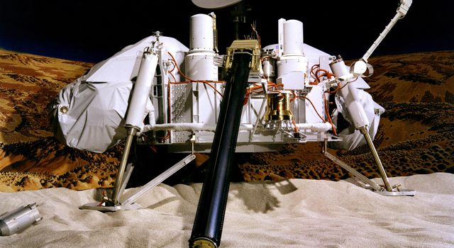 NASA's Viking Project found a place in history when it became the first U.S. mission to land a spacecraft successfully on the surface of Mars.
